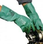 Solvex gants nitril couleur verte